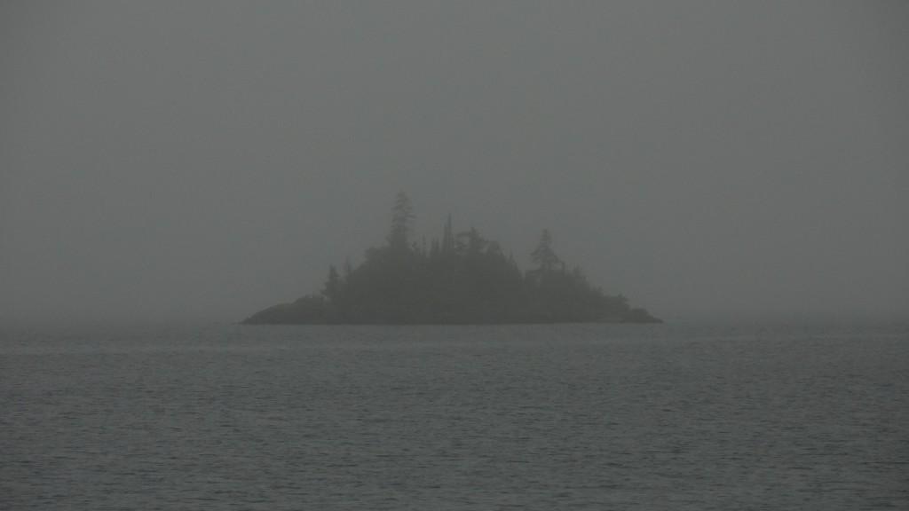 18 foggy island