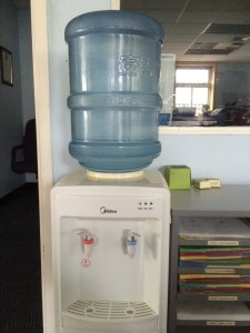The scene of the crime